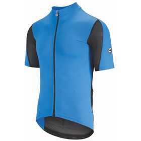 assos Rally Maillot manches courtes Homme, corfu blue
